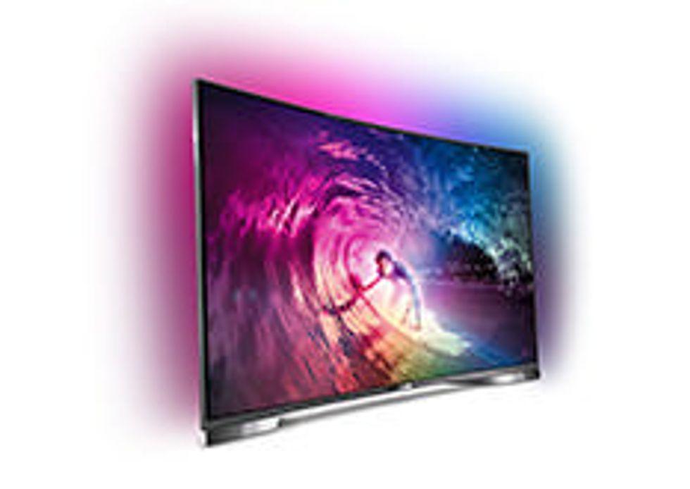 Il primo TV Ultra HD Philips con piattaforma Android