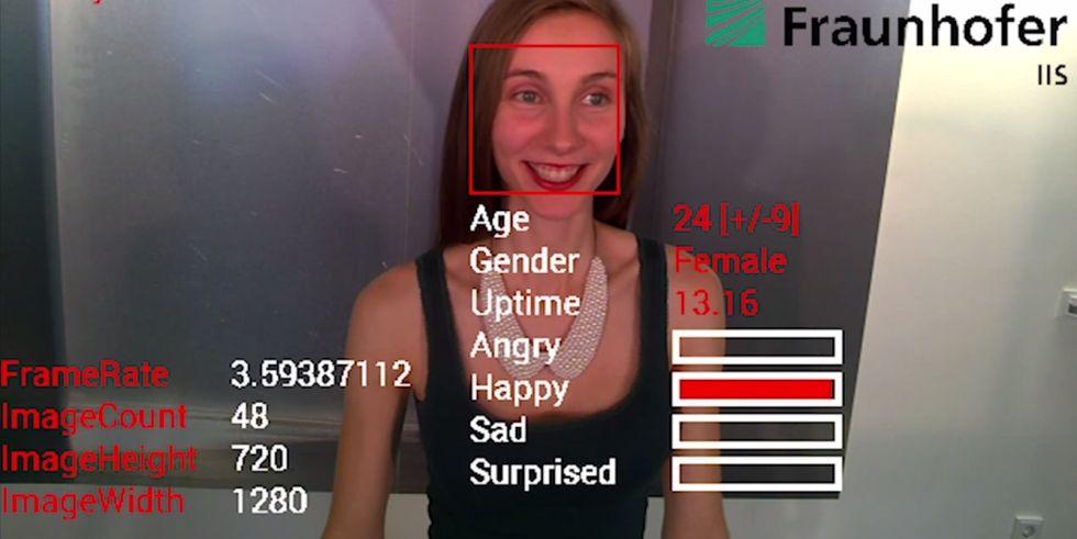 Ecco come Google Glass leggerà le tue emozioni