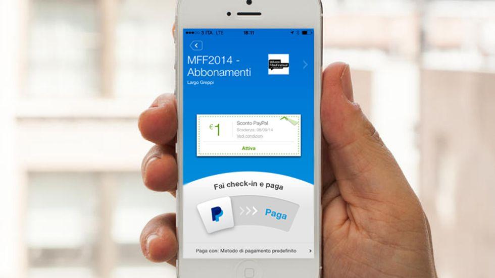 PayPal: ecco come pagare col cellulare (anche senza NFC)