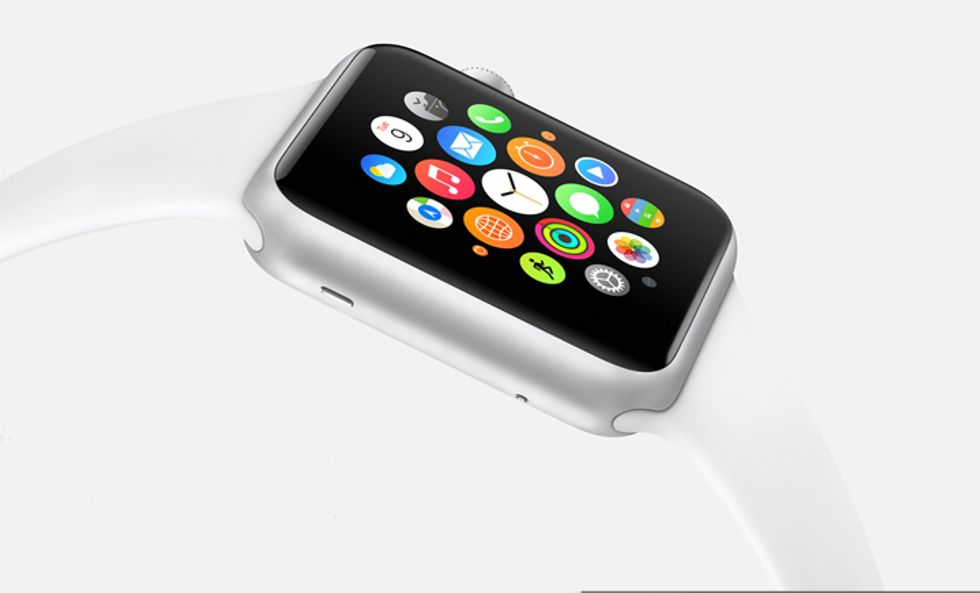 Apple Watch: ecco come si batte
