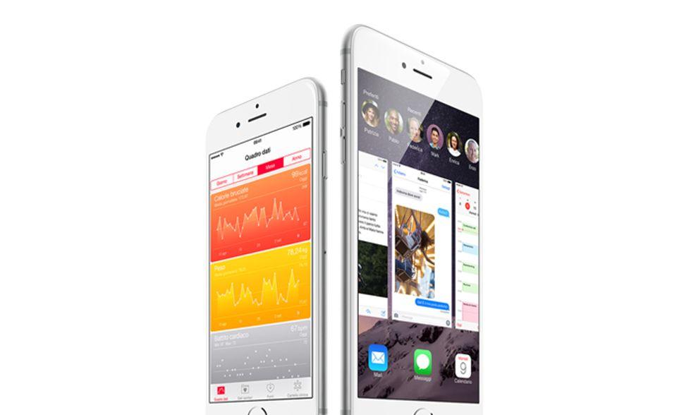 Nuovo iPhone 6 e 6 Plus: in Italia arrivano ad ottobre