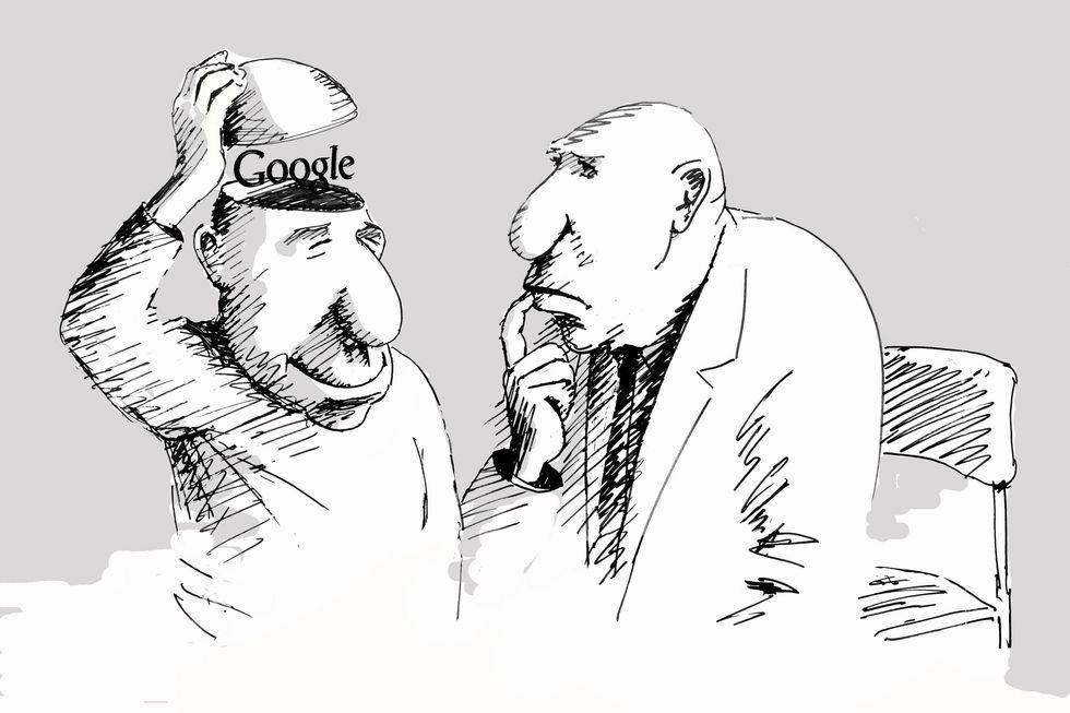 Perché la Germania vuole il segreto di Google