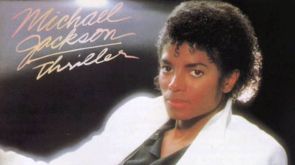 "Michael Jackson: ""Thriller"", l'album dei record, compie 36 anni"