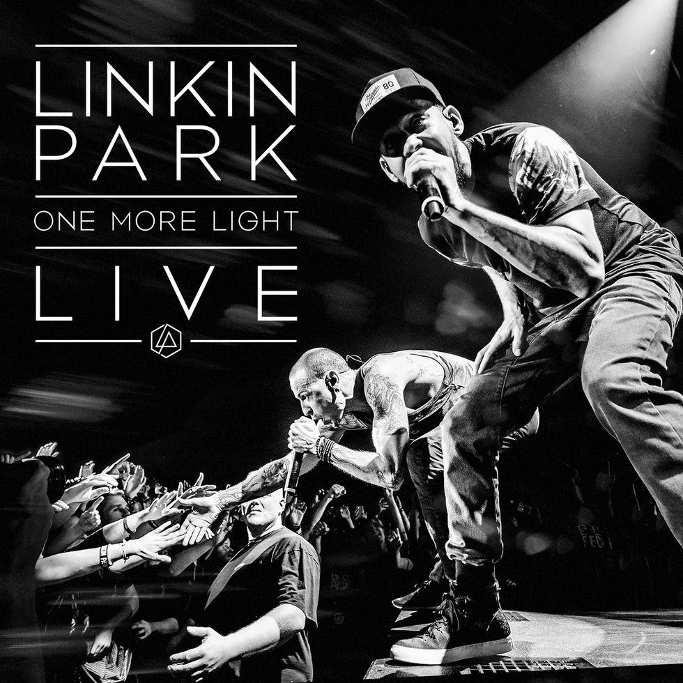 """Linkin Park: """"One more light live"""" è il lascito di Chester Bennington"""