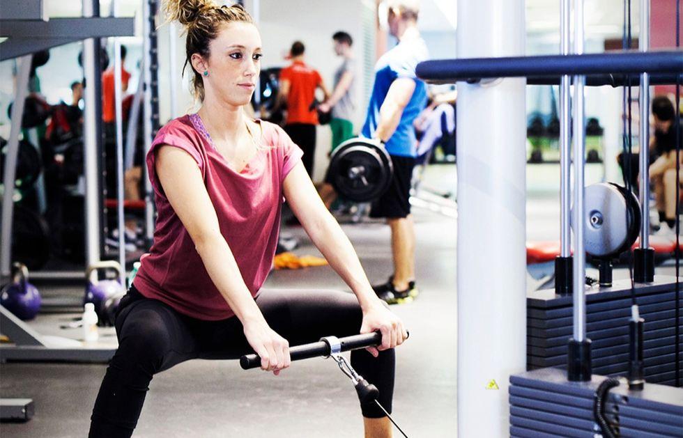 Cavi: due esercizi per le donne