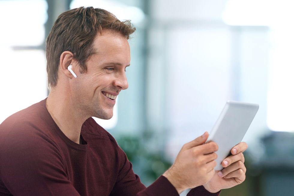 Cuffie Bluetooth Airpods