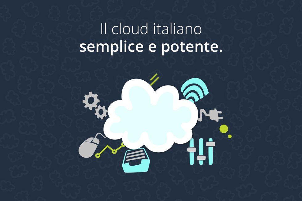 Il vero Cloud europeo è tutto italiano