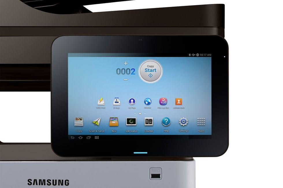 Metti un Android nella stampante