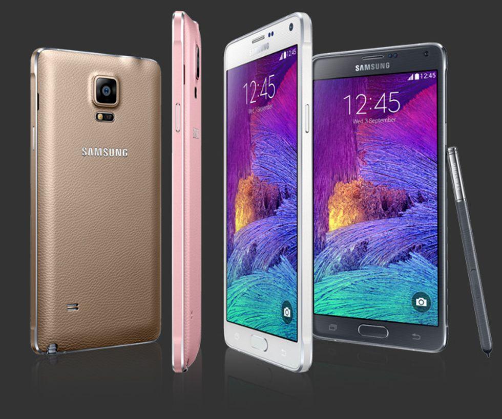 Samsung Galaxy Note 4, ecco perché il #gapgate non è un problema