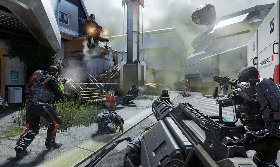 Call of Duty: Advanced Warfare, intervista agli sviluppatori