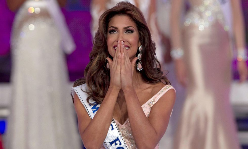 Miss Venezuela e altre foto del giorno, 10.10.2014
