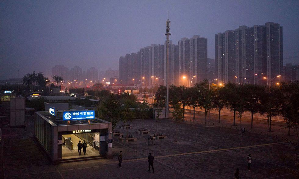 Pechino, viaggio nella metropolitana