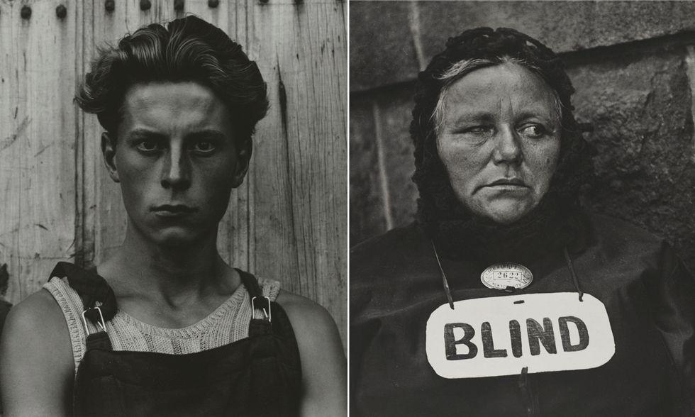 Le foto di Paul Strand in mostra a Filadelfia