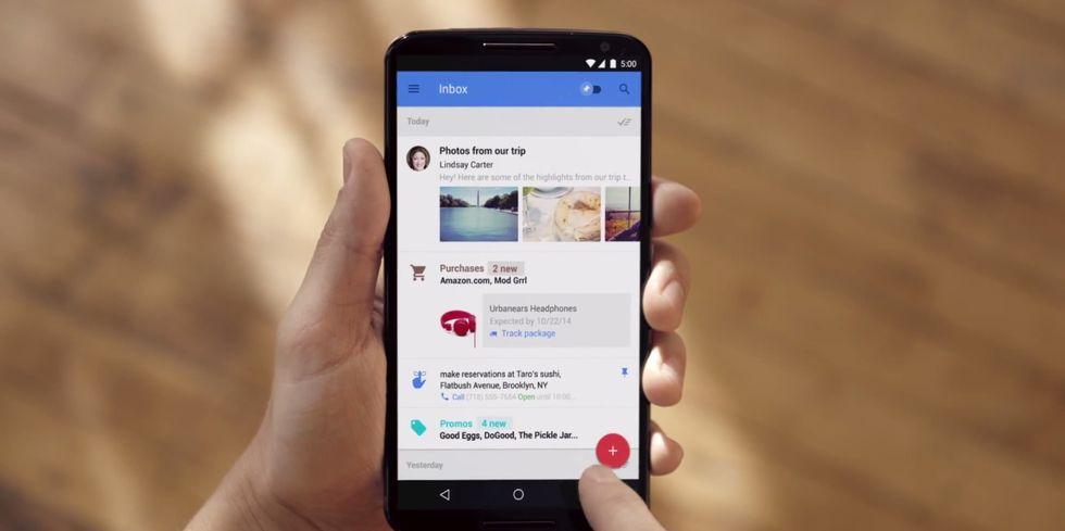 Gmail Inbox, 5 cose da sapere