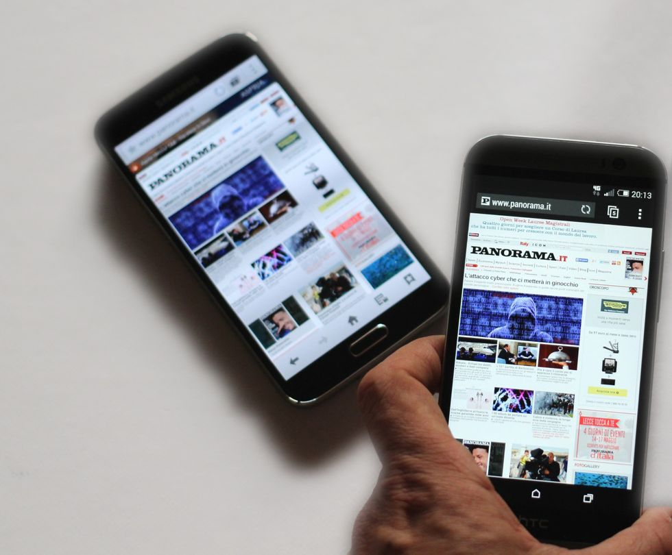 Perché gli smartphone Android sembrano tutti uguali