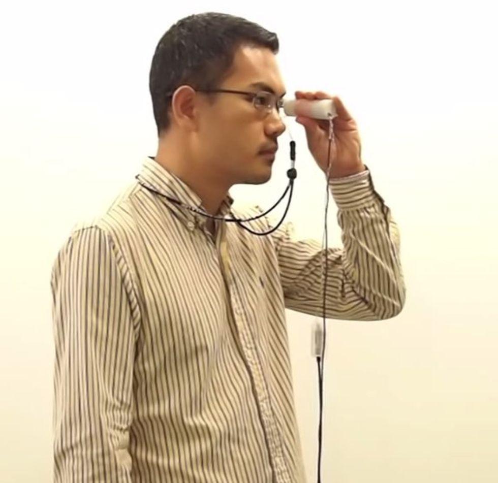 Loupe, l'anti-Google Glass è uno smart-cannocchiale