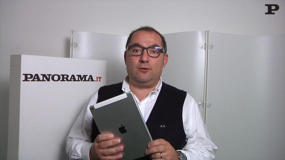 iPad air 2: la prova