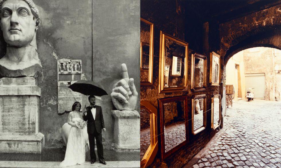Vent'anni di Roma in 80 fotografie d'autore