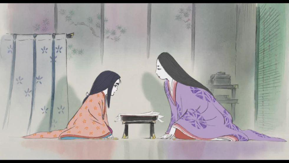 """""""La storia della principessa splendente"""" di Isao Takahata"""