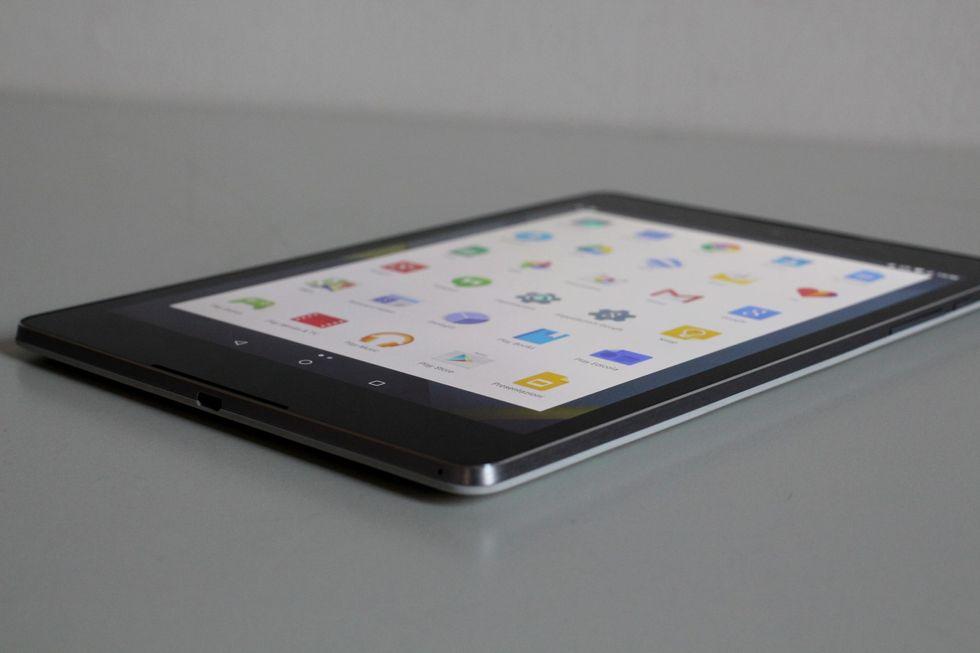 Nexus 9, la video-prova