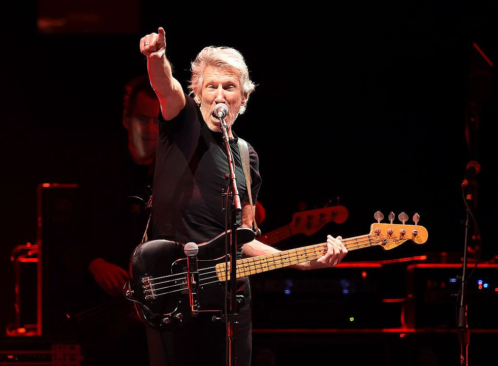 Roger Waters: al cinema il suo show più politico e spettacolare
