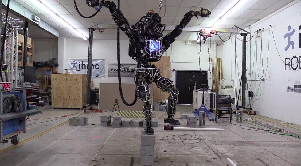 Ecco perché i robot di Google stanno imparando il karate