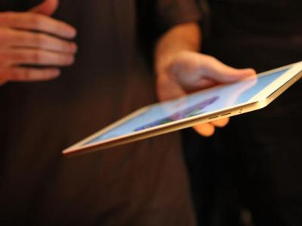 Apple: tre idee per salvare l'iPad