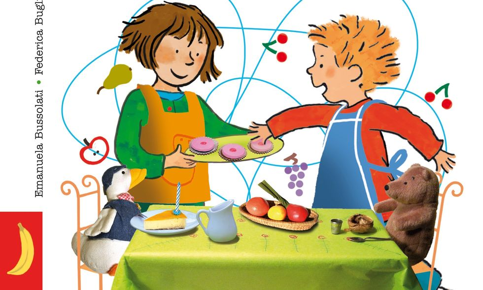 Ci provo gusto: bambini e giochi in cucina