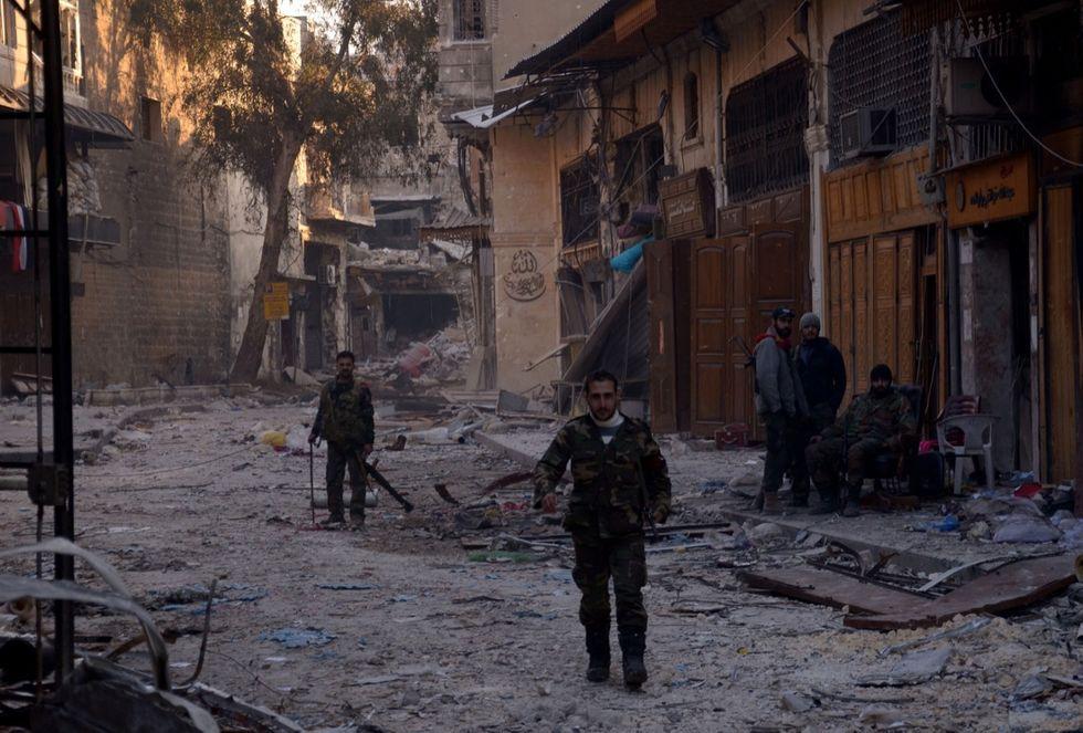 Siria: le città che abbiamo perso
