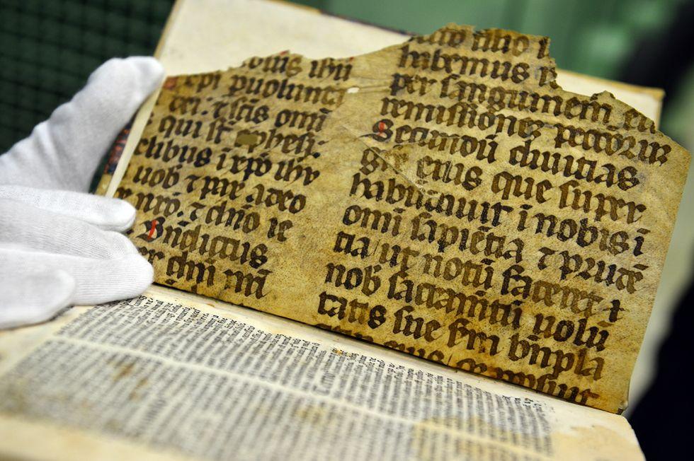 Biblioteca Apostolica Vaticana: al via la digitalizzazione dei manoscritti