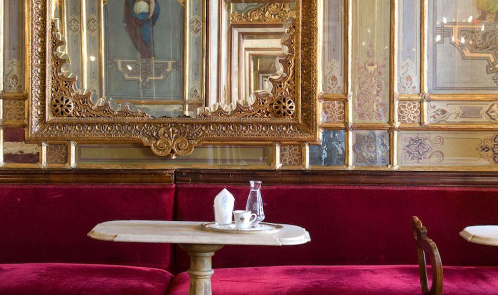 I 10 caffè letterari più belli d'Italia