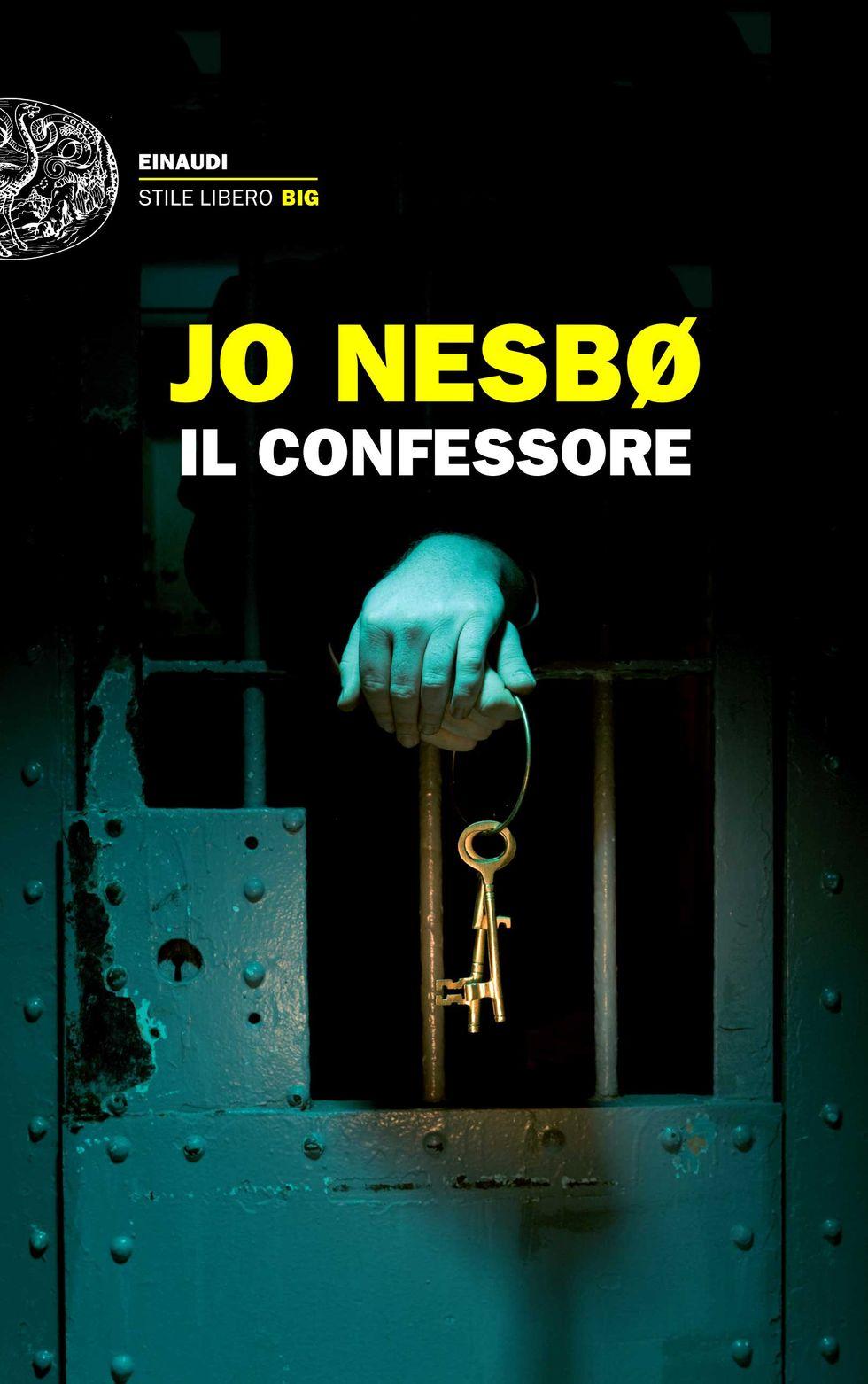 Jo Nesbo, Il confessore