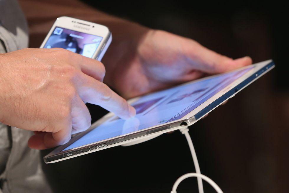 Il crollo del mercato mondiale dei tablet