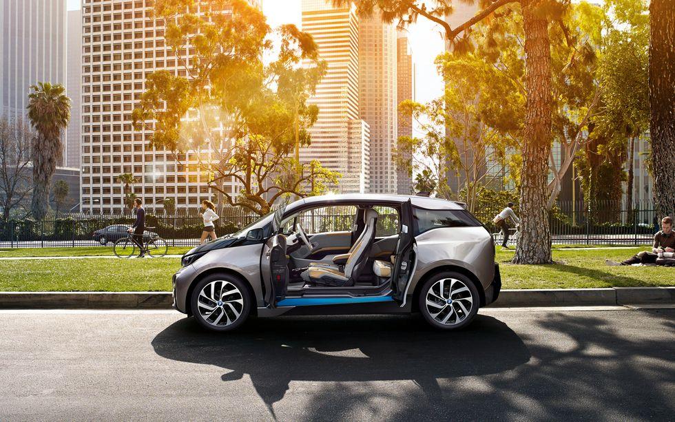 5 cose da sapere sulla BMW i3, Green Car of The Year 2015