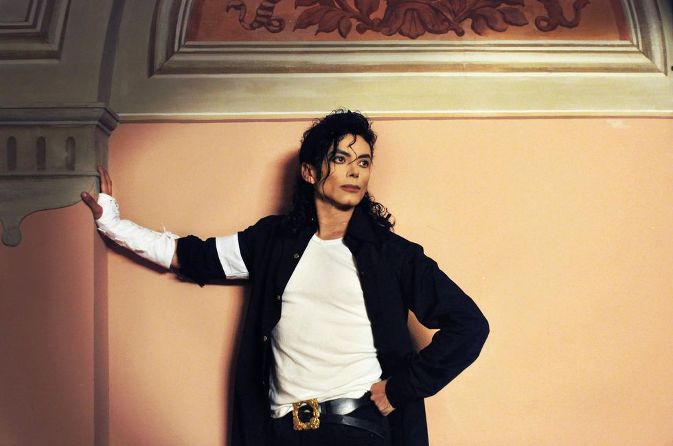 Michael Jackson: il tributo di Sergio Cortés in Italia