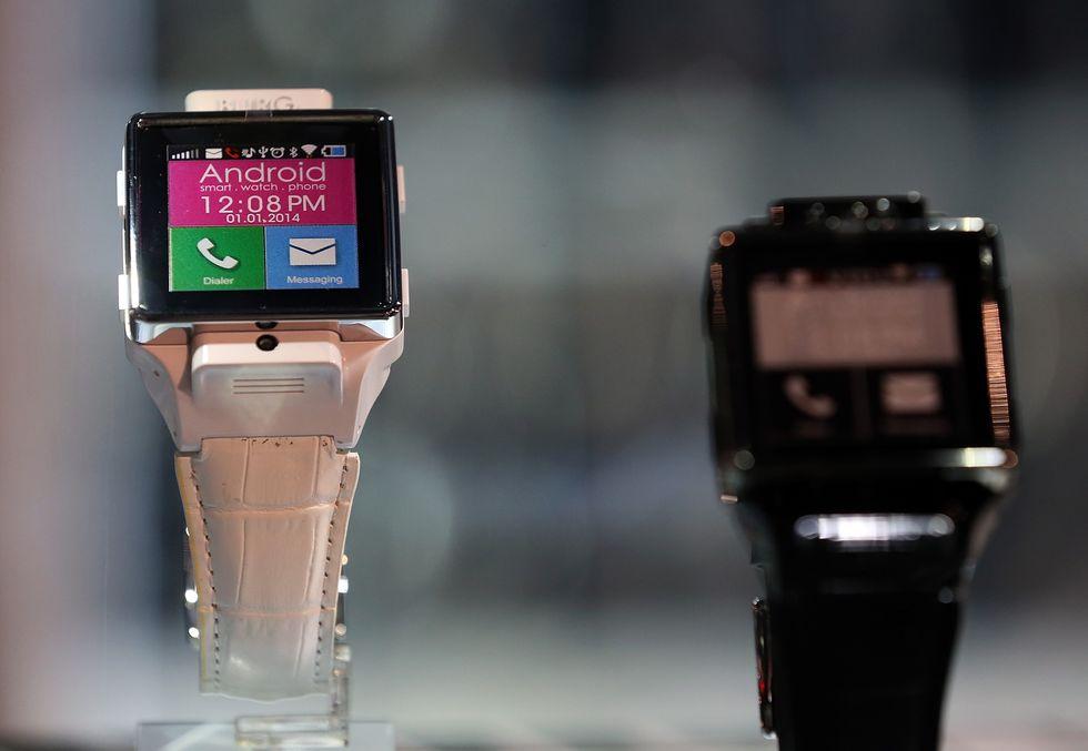 I 10 migliori smartwatch del 2014