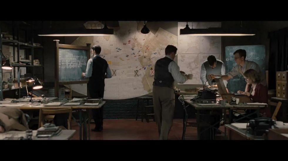 The Imitation Game, il film con Benedict Cumberbatch e Keira Knightley