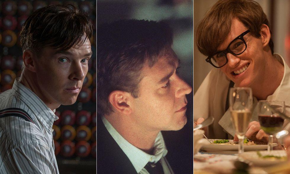 10 film su inventori e menti brillanti del '900