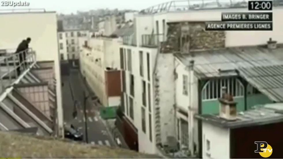 Strage a Parigi: assalto a Charlie Hebdo
