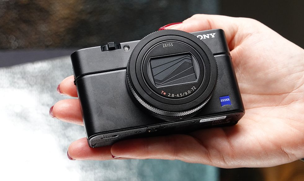Sony RX100 VI, prime impressioni