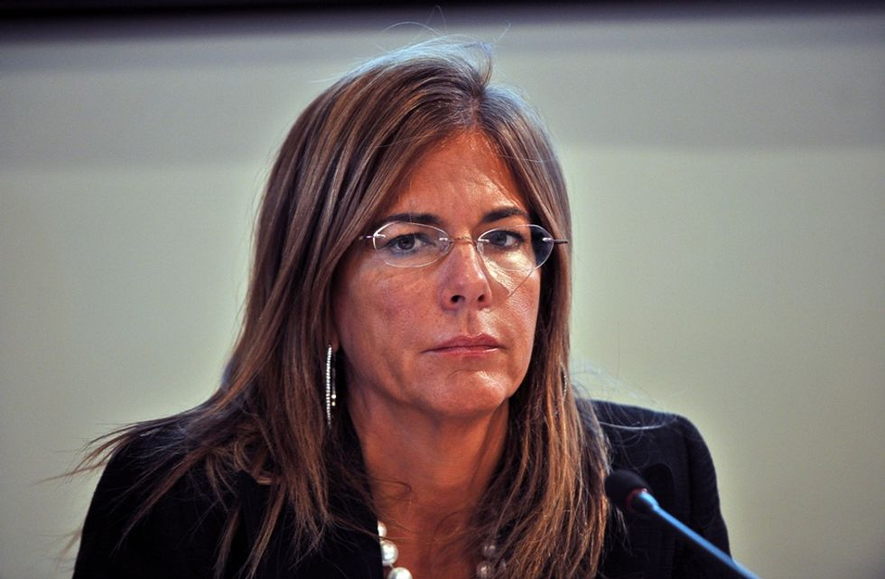 Emma Marcegaglia is the new President of Business Europe