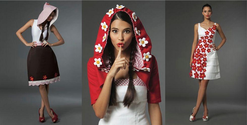 Italian fashion & Fairy Tales
