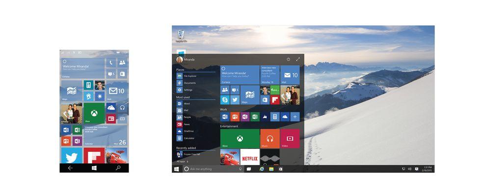 Così Windows 10 rivoluzionerà le app per il mondo Microsoft