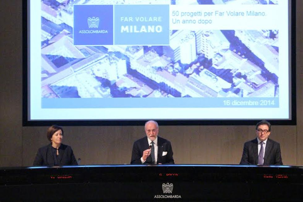 Milan, the Italian hub for knowledge, research and innovation