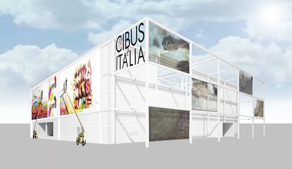 Cibus in Fabula, how food becomes artwork, in Italy