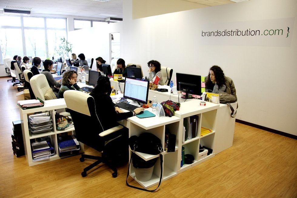 Brandsdistribution.com, the successfull Italian e-distributor is now a producer