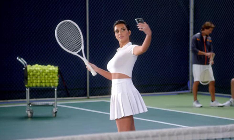 Kim Kardashian, lo spot diventa virale
