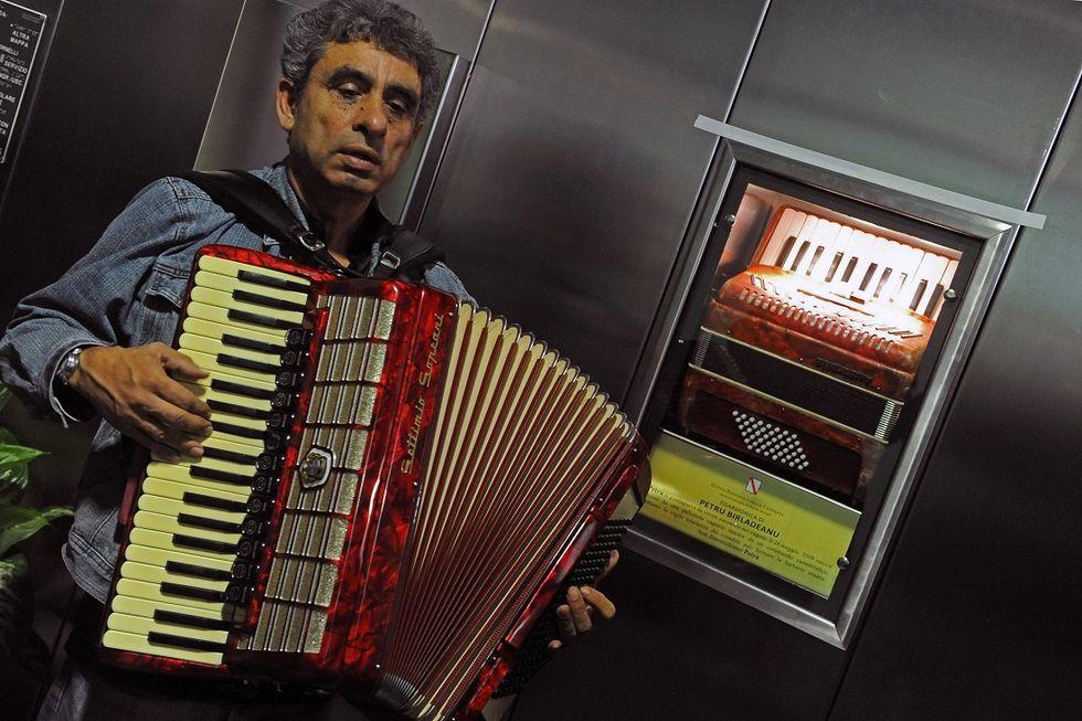 Castelfidardo and the Fisarmonica production