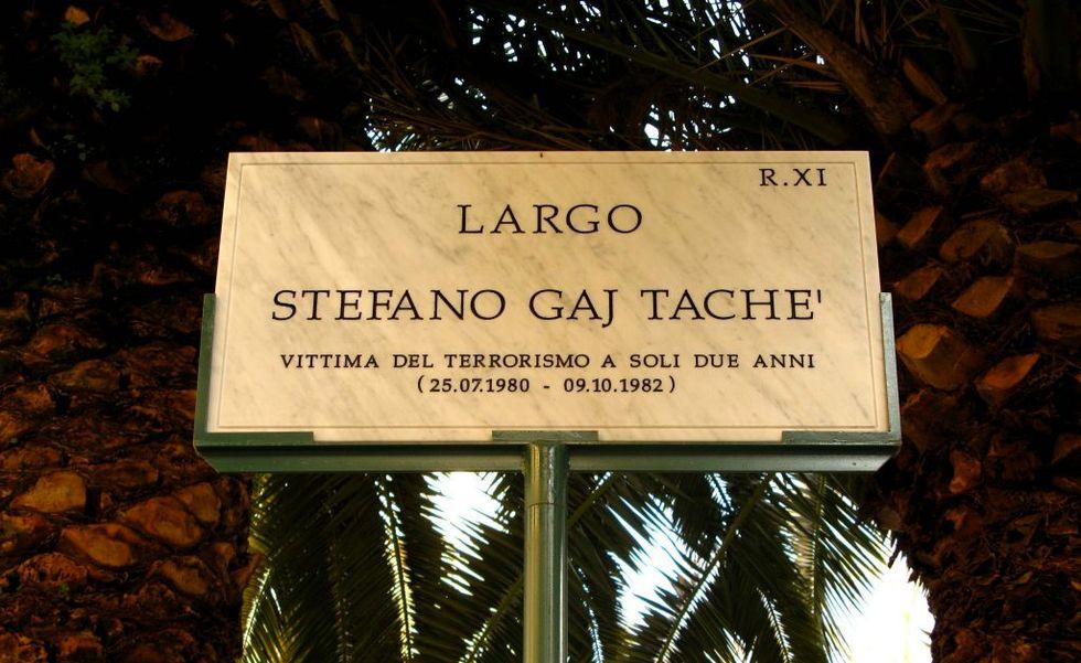 Chi è Stefano Gaj Tachè: da vittima dimenticata a simbolo