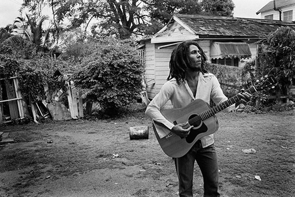 70 anni di Bob Marley: in mostra ad Alba le leggendarie immagini di David Burnett